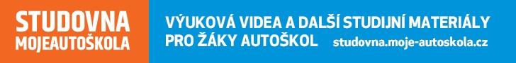 STUDOVNA.moje-autoskola.cz - výuková videa pro žáky autoškol